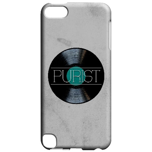Purist - Geeks Designer Line Music Series Hard Case for Apple iPod Touch 5