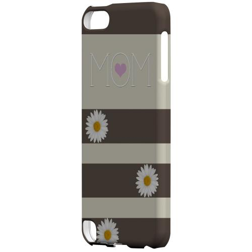 Mom Daisy - Geeks Designer Line Mom Series Hard Case for Apple iPod Touch 5