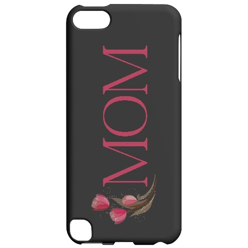 Tulips Mom - Geeks Designer Line Mom Series Hard Case for Apple iPod Touch 5