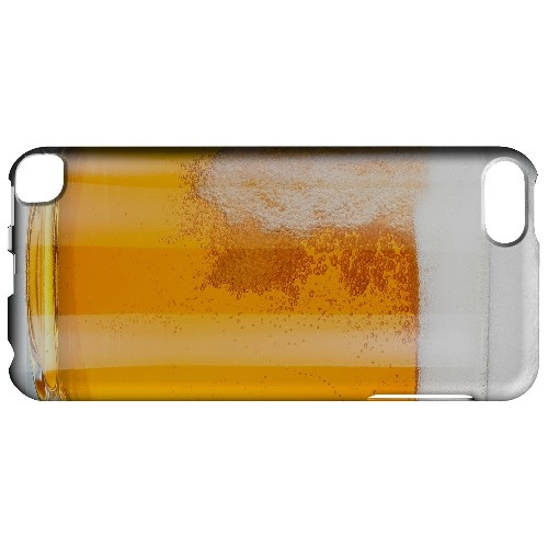 Beer Mug - Geeks Designer Line Humor Series Hard Case for Apple iPod Touch 5