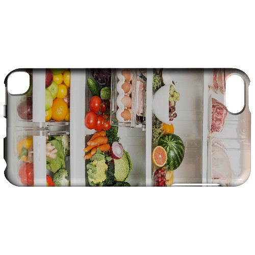 Refrigerator - Geeks Designer Line Humor Series Hard Case for Apple iPod Touch 5