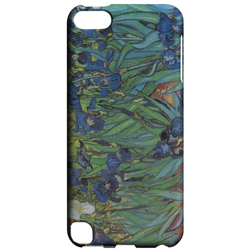 Irises by Vincent van Gogh - Geeks Designer Line Artist Series Hard Case for Apple iPod Touch 5