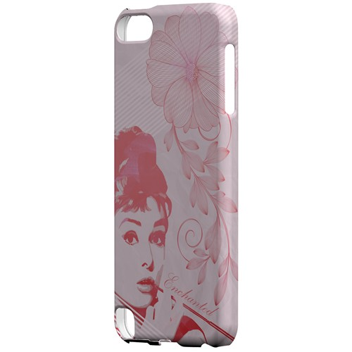 Enchanted - Geeks Designer Line Spring Series Hard Case for Apple iPod Touch 5