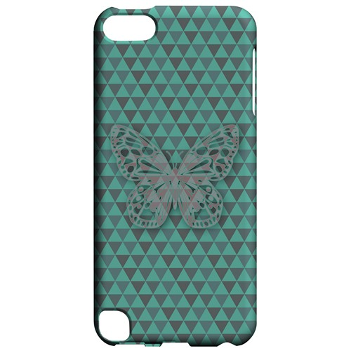 Butterfly Crypsis - Geeks Designer Line Spring Series Hard Case for Apple iPod Touch 5