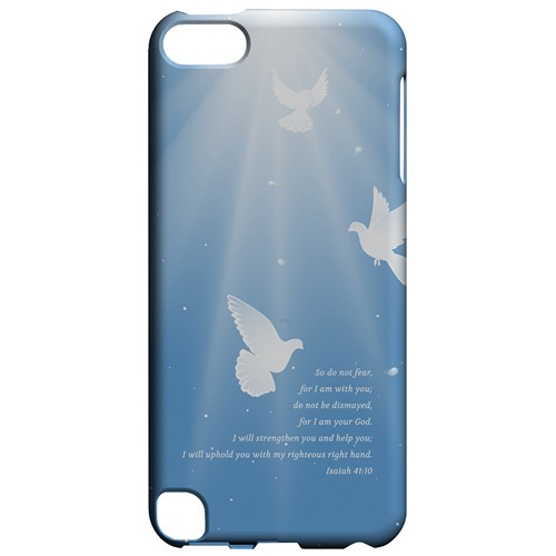 Isaiah 41:10 - Geeks Designer Line Bible Series Hard Case for Apple iPod Touch 5
