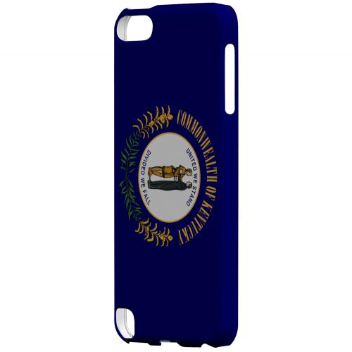 Kentucky - Geeks Designer Line Flag Series Hard Back Case for Apple iPod Touch 5