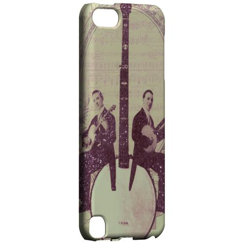 Geeks Designer Line (GDL) Slim Hard Case for Apple iPod Touch 5 - Folk