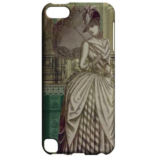 Geeks Designer Line (GDL) Slim Hard Case for Apple iPod Touch 5 - Southern Belle