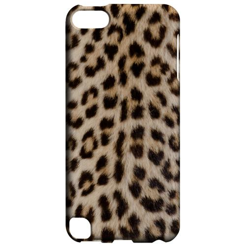 Geeks Designer Line (GDL) Slim Hard Case for Apple iPod Touch 5 - Leopard Print
