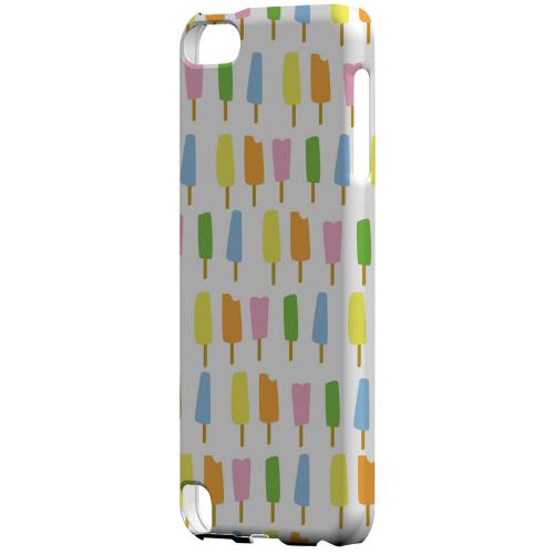 Geeks Designer Line (GDL) Slim Hard Case for Apple iPod Touch 5 - Assorted Popsicles