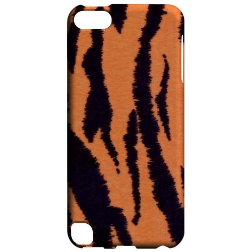 Geeks Designer Line (GDL) Slim Hard Case for Apple iPod Touch 5 - Tiger Print