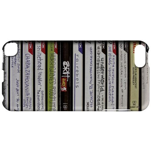 Geeks Designer Line (GDL) Slim Hard Case for Apple iPod Touch 5 - VHS