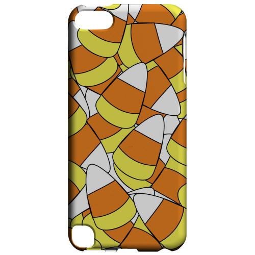 Geeks Designer Line (GDL) Slim Hard Case for Apple iPod Touch 5 - Candy Corn Galore
