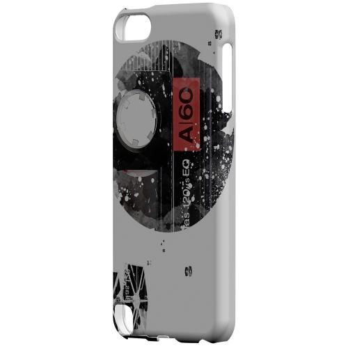 Geeks Designer Line (GDL) Slim Hard Case for Apple iPod Touch 5 - Bad Guys Planet