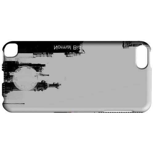 Geeks Designer Line (GDL) Slim Hard Case for Apple iPod Touch 5 - Industrial District