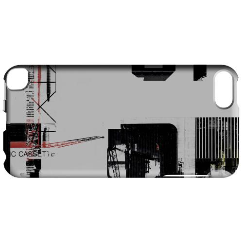 Geeks Designer Line (GDL) Slim Hard Case for Apple iPod Touch 5 - District 5
