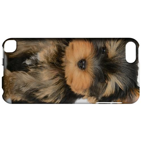 Geeks Designer Line (GDL) Slim Hard Case for Apple iPod Touch 5 - Yorkie