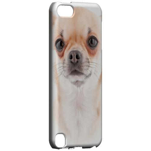 Geeks Designer Line (GDL) Slim Hard Case for Apple iPod Touch 5 - Chihuahua