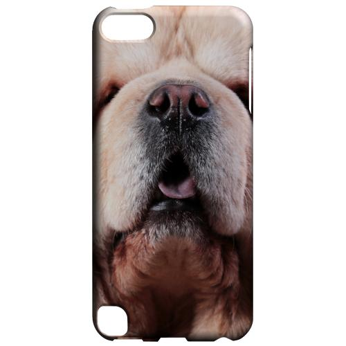 Geeks Designer Line (GDL) Slim Hard Case for Apple iPod Touch 5 - Chow Chow