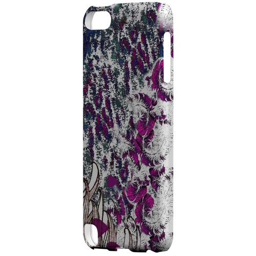 Geeks Designer Line (GDL) Slim Hard Case for Apple iPod Touch 5 - Feather Love