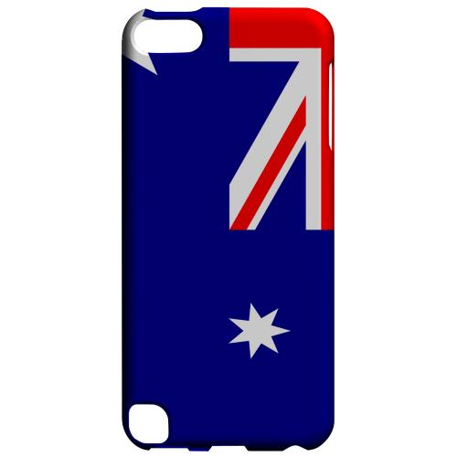Geeks Designer Line (GDL) Slim Hard Case for Apple iPod Touch 5 - Australia