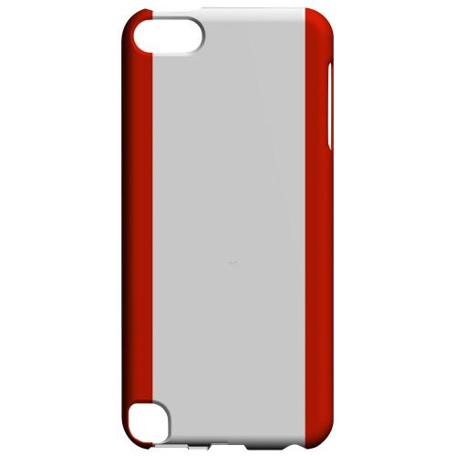 Geeks Designer Line (GDL) Slim Hard Case for Apple iPod Touch 5 - Austria