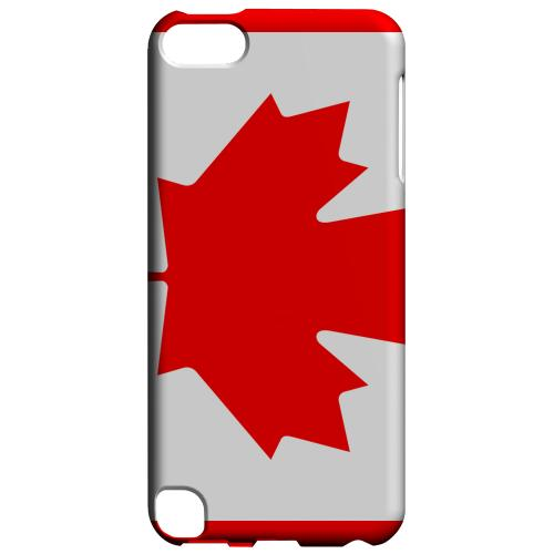 Geeks Designer Line (GDL) Slim Hard Case for Apple iPod Touch 5 - Canada