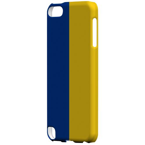 Geeks Designer Line (GDL) Slim Hard Case for Apple iPod Touch 5 - Colombia