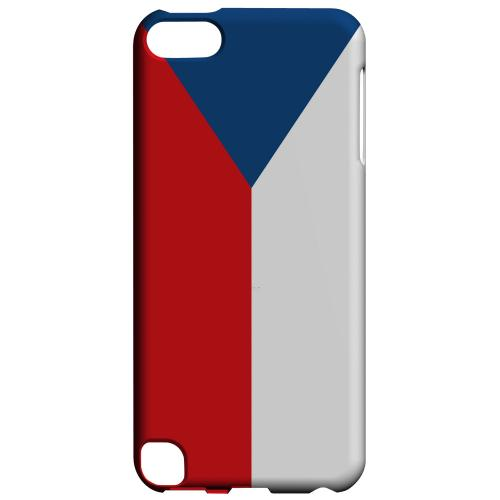 Geeks Designer Line (GDL) Slim Hard Case for Apple iPod Touch 5 - Czech Republic