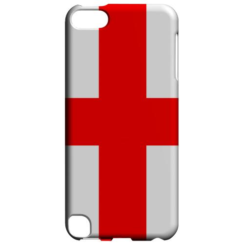Geeks Designer Line (GDL) Slim Hard Case for Apple iPod Touch 5 - England