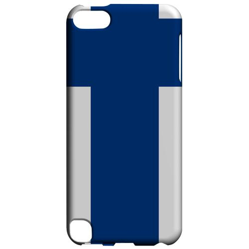 Geeks Designer Line (GDL) Slim Hard Case for Apple iPod Touch 5 - Finland