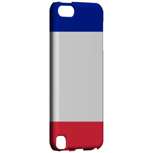 Geeks Designer Line (GDL) Slim Hard Case for Apple iPod Touch 5 - France