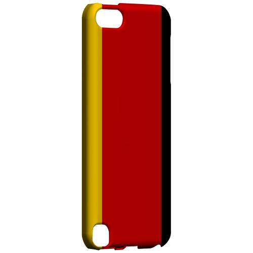 Geeks Designer Line (GDL) Slim Hard Case for Apple iPod Touch 5 - Germany
