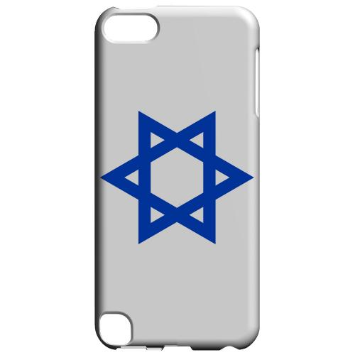 Geeks Designer Line (GDL) Slim Hard Case for Apple iPod Touch 5 - Israel