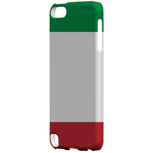 Geeks Designer Line (GDL) Slim Hard Case for Apple iPod Touch 5 - Italy