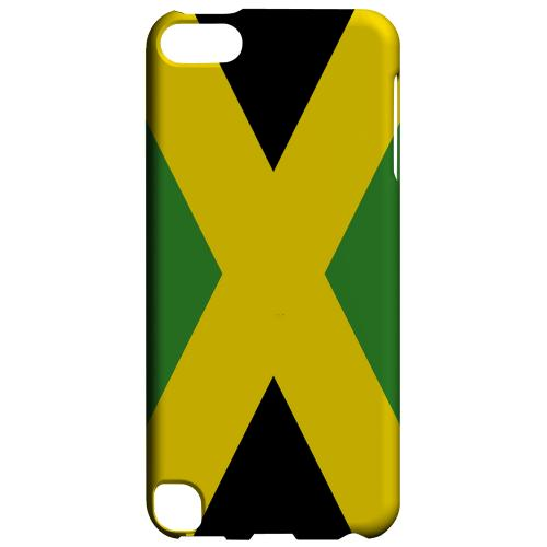 Geeks Designer Line (GDL) Slim Hard Case for Apple iPod Touch 5 - Jamaica