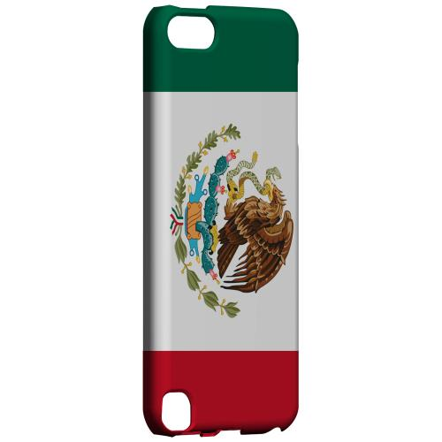 Geeks Designer Line (GDL) Slim Hard Case for Apple iPod Touch 5 - Mexico