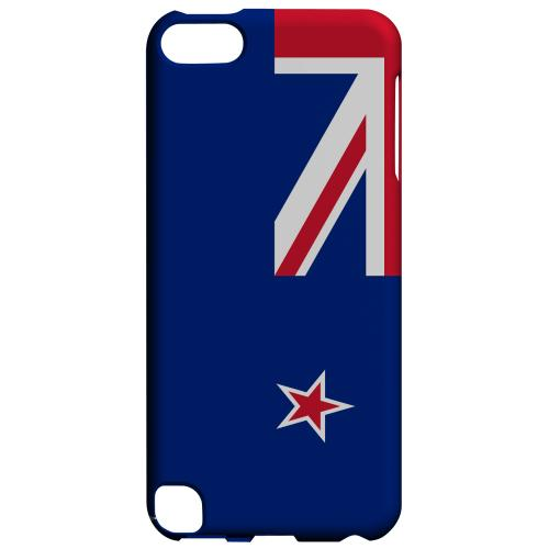Geeks Designer Line (GDL) Slim Hard Case for Apple iPod Touch 5 - New Zealand