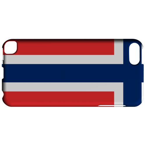 Geeks Designer Line (GDL) Slim Hard Case for Apple iPod Touch 5 - Norway