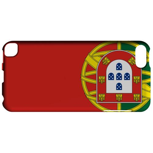 Geeks Designer Line (GDL) Slim Hard Case for Apple iPod Touch 5 - Portugal