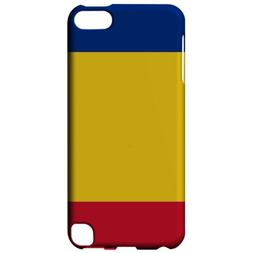 Geeks Designer Line (GDL) Slim Hard Case for Apple iPod Touch 5 - Romania