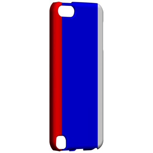 Geeks Designer Line (GDL) Slim Hard Case for Apple iPod Touch 5 - Russia