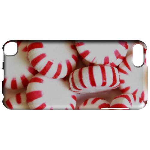 Geeks Designer Line (GDL) Slim Hard Case for Apple iPod Touch 5 - Peppermints