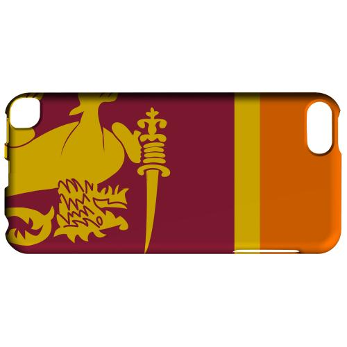 Geeks Designer Line (GDL) Slim Hard Case for Apple iPod Touch 5 - Sri Lanka
