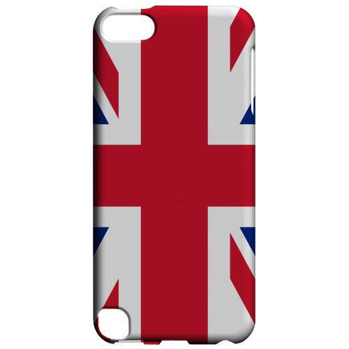Geeks Designer Line (GDL) Slim Hard Case for Apple iPod Touch 5 - United Kingdom
