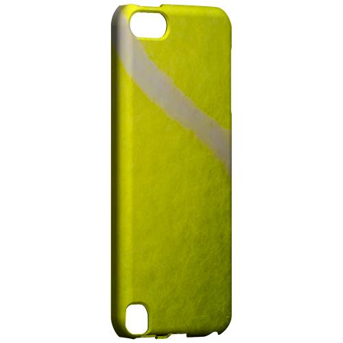 Geeks Designer Line (GDL) Slim Hard Case for Apple iPod Touch 5 - Tennis Ball