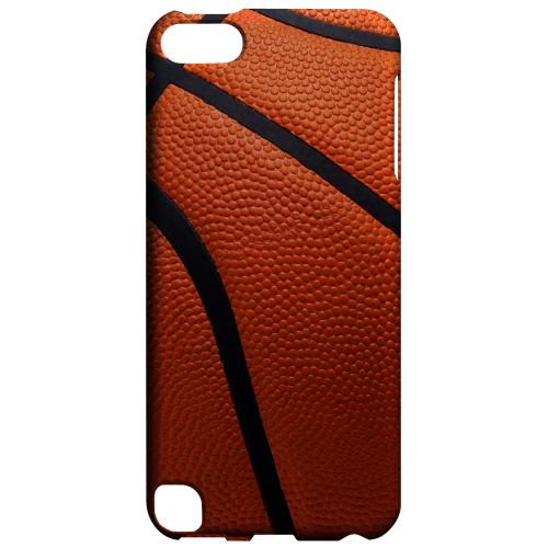 Geeks Designer Line (GDL) Slim Hard Case for Apple iPod Touch 5 - Basketball