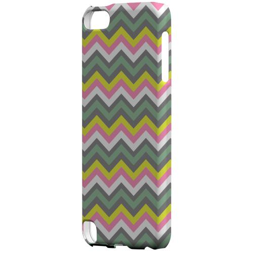 Geeks Designer Line (GDL) Slim Hard Case for Apple iPod Touch 5 - Pink/ Yellow/ Gray/ Green