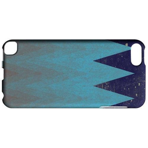 Geeks Designer Line (GDL) Slim Hard Case for Apple iPod Touch 5 - Sun Moon Star