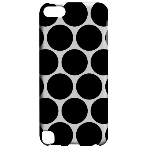 Geeks Designer Line (GDL) Slim Hard Case for Apple iPod Touch 5 - Big & Black